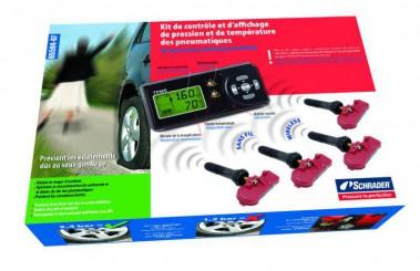 Система контроля давления и температуры для легковых автомобилей (65594-67 TPMS KIT)