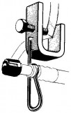 Зажимы для гибких удлинителей R-1144-6